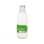Leche de cabra semidesnatada Bio 1L Cristal El Cantero de Letur