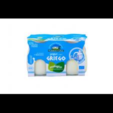 Yogur ecológico de Vaca estilo Griego 2x125gr El Cantero de Letur