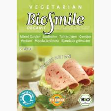 Bio smile Mezcla jardinera 100g Fit Food