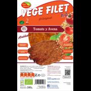 Escalopa Vege Filet de Tomate y Avena 200G Nutrialiments
