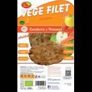 Escalopa Zanahoria Manzana 200G Nutrialiments
