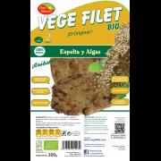 Escalopa Espelta Algas 200G Nutrialiments