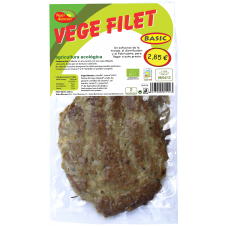 Vege Filet basic 200gr Nutrialiments