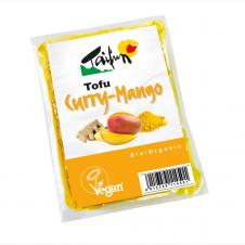Tofu con Curry y Mango 200gr Taifun