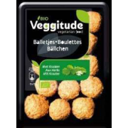 Albóndigas Vegetales 225G Veggitude