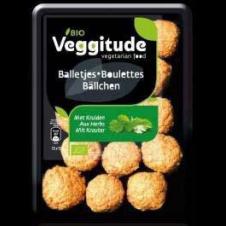 Albóndigas vegetales 225gr Bio Veggitude