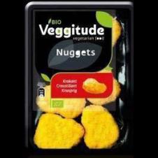 Nuggets Bio 154gr Veggitude