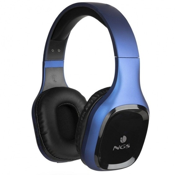 AURICULARES BLUETOOTH NGS ÁRTICA SLOTH BLUE BT5.0