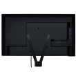 Logitech TV MOUNT FOR MEETUP - Camera mount - on-the-monitor mountable - for Small Room Solution for Google Meet, for Microsoft Teams Rooms, for Zoom Rooms