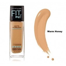 FIT ME MATTE+PORE FDN 322WARM HONEY