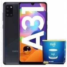 KIT TIGO SAMSUNG A31 4GB+128GB BLACK