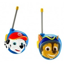 eKIDS PAW PATROL Molded Walkie Talkies