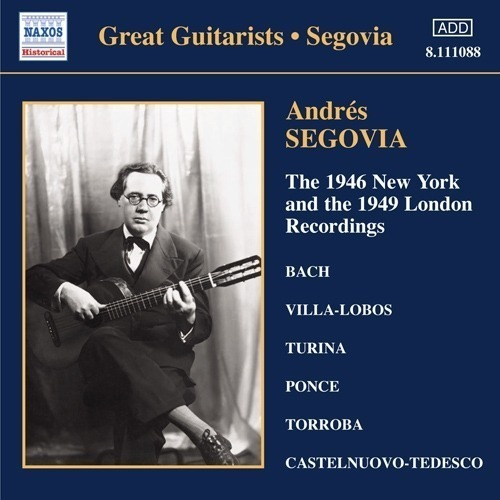1946 New York and the 1949 London Recordings