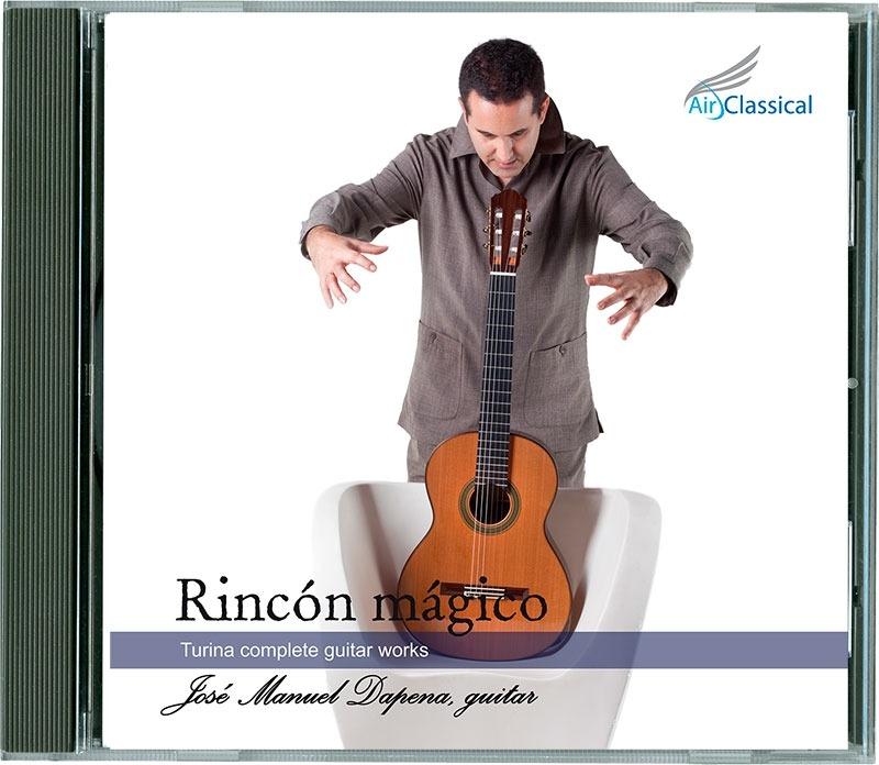 Cd Dapena Rincon Magico Cover