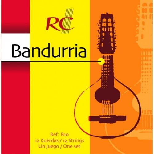 B10 Bandurria 12 cuerdas Tensión Normal