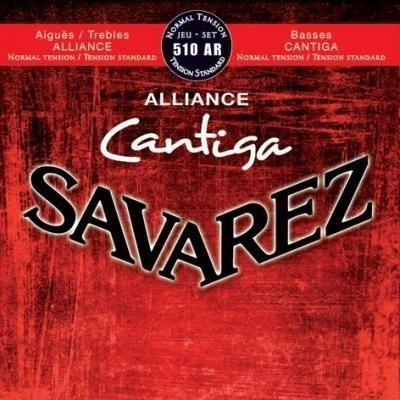 Alliance Cantiga 510Ar, Tensión Normal