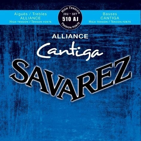 SAVAREZ Alliance CANTIGA 510AJ Tensión ALTA