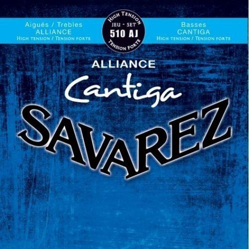 Alliance Cantiga 510AJ, Tensión Alta