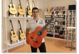Guitarras Hermanos Sanchis David Sanchis