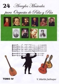 Tomo Iv: 24 Arreglos Musicales