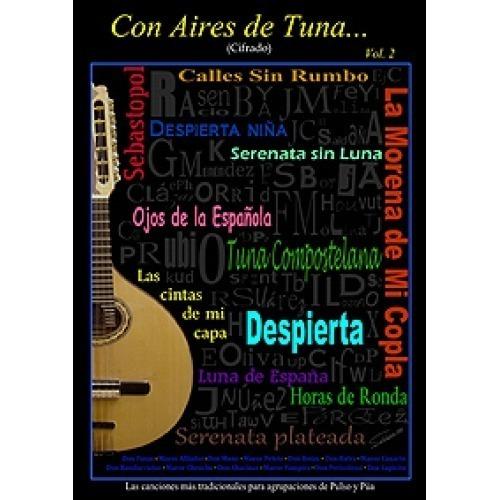Con Aires de Tuna Volumen 2