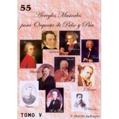 Tomo V: 55 Arreglos Musicales