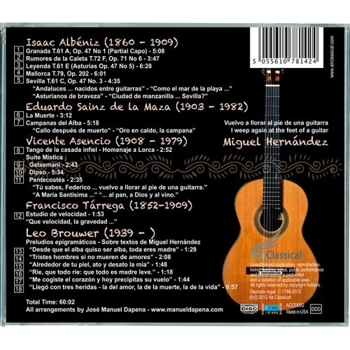 Al pie de una guitarra