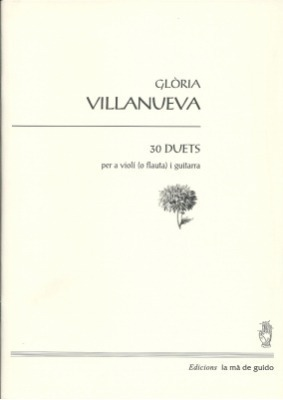 30 Duets For Guitar And Flute Or Violin