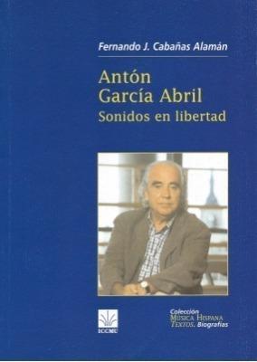 Antón García Abril Sonidos En Libertad