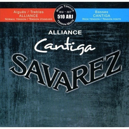 Alliance Cantiga 510ARJ, Mixed Tension