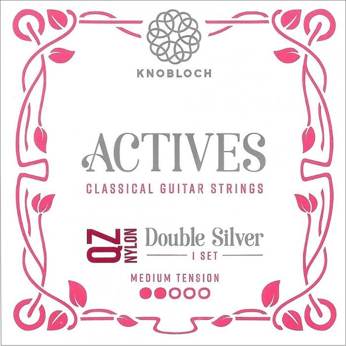 Cuerdas Guitarra Knobloch QZ Medium Tension