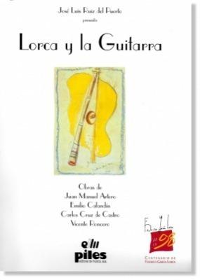 Lorca Y La Guitarra, Jose Luis Ruiz Del Puerto