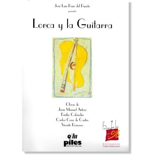Lorca y La Guitarra