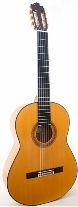 Francisco Barba Flamenco Blanca