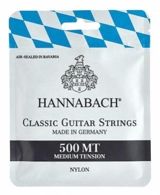 Hannabach 500 Mt Medium Tension