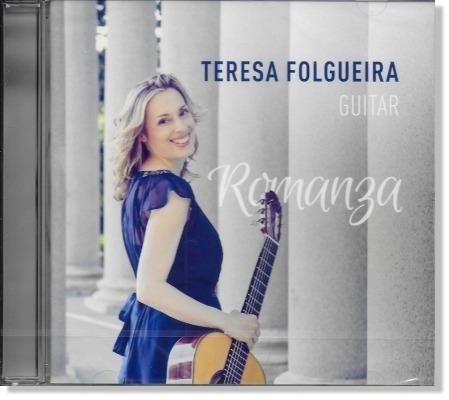 Cd Romanza - Teresa Folgueira