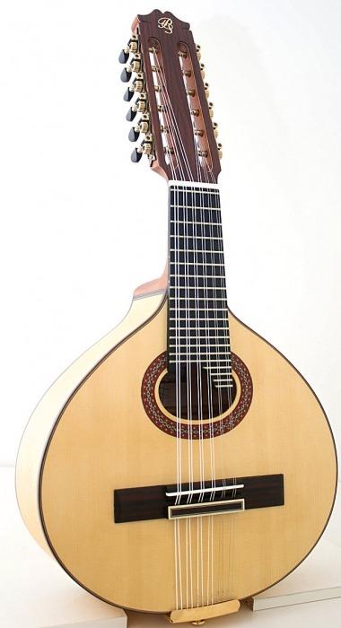 Bandurria Prudencio Saez 1700
