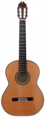 Juan Hernandez - Model Luthier - Lattice Cedar
