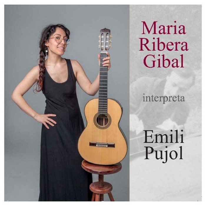 Cd Maria Ribera Gibal Interpreta Emili Pujol