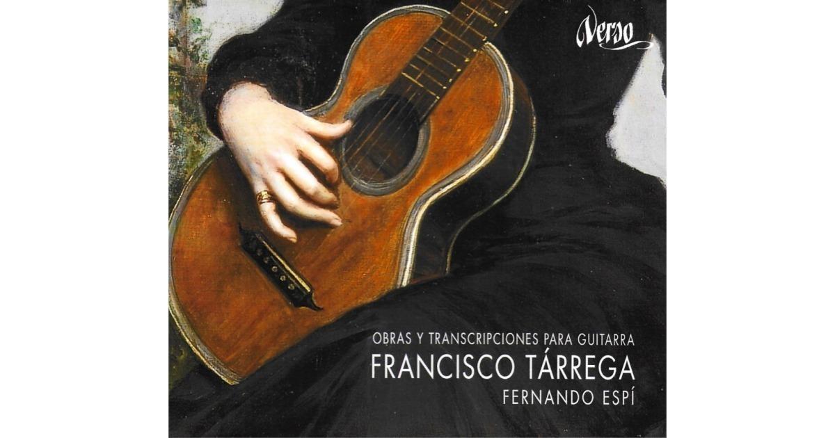 FRANCISCO TARREGA, Fernando Espi