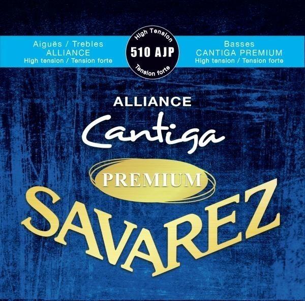 Savarez Alliance Cantiga Premium Azul 510ajp