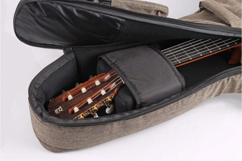 Funda Guitarra Alhambra Detalle 2