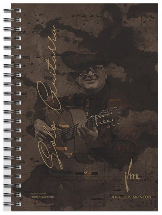 Libro Solo Guitarra - José Luis Montón
