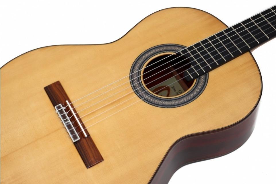 Jose Antonio Lagunar - Conservatorio spruce 2021