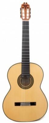 Juan Hernandez - Model Luthier - Lattice Spruce 2020