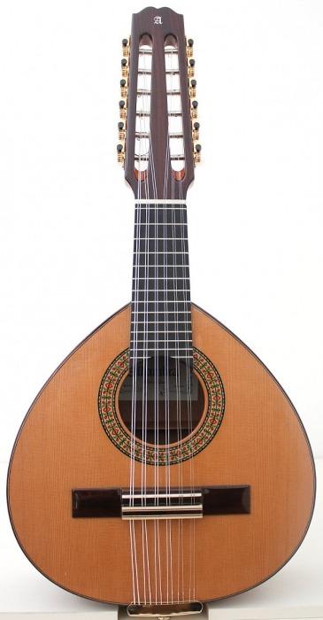 Bandurria Alhambra 4P
