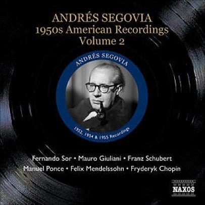 Andres Segovia Vol 2
