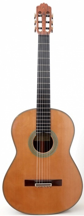 Paulino Bernabe, Model 50 - Cedar & Madagascar 2020