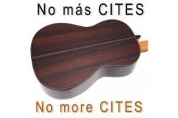 No más CITES