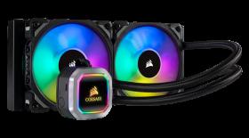 Nuevos sistemas de refrigeración líquida para CPU Hydro Series H100i y H115i RGB PLATINUM